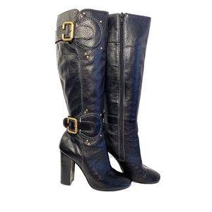 """EUC Michael Kors """"Bardo"""" Heeled Boots"""
